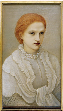 BURNE-Jones, Edward Lady Francis Balfour, 1881