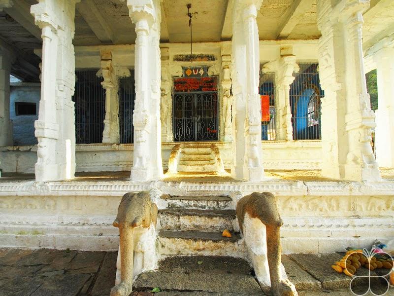 KodandaRama Temple, Hampi