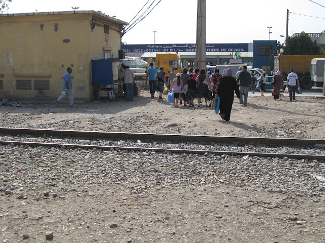 Gare routiere Bejaia