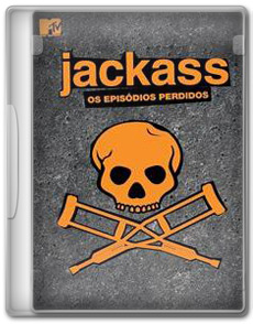 Jackass: Os Episódios Perdidos   DVDRip RMVB   Legendado