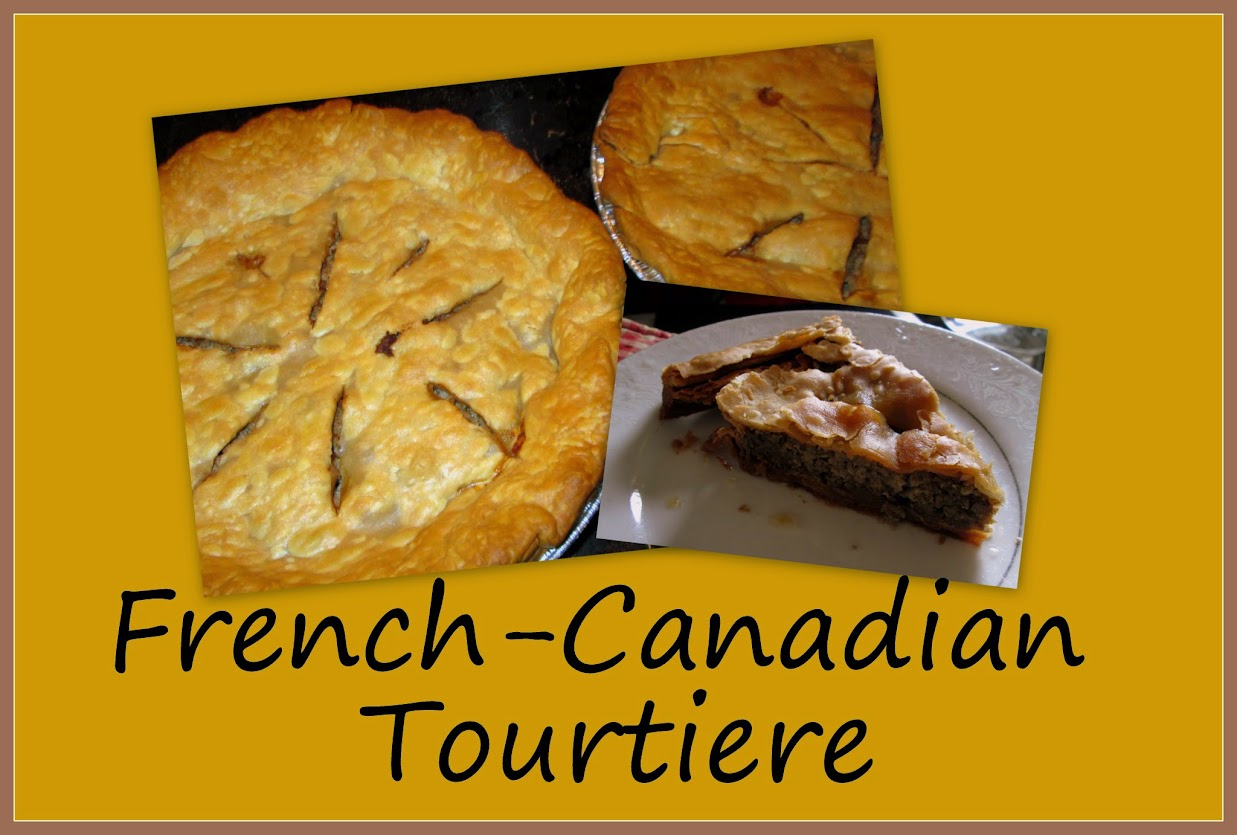 French-Canadian Tourtiere, featured on Canada Day 2016 on Homeschool Coffee Break @ kympossibleblog.blogspot.com