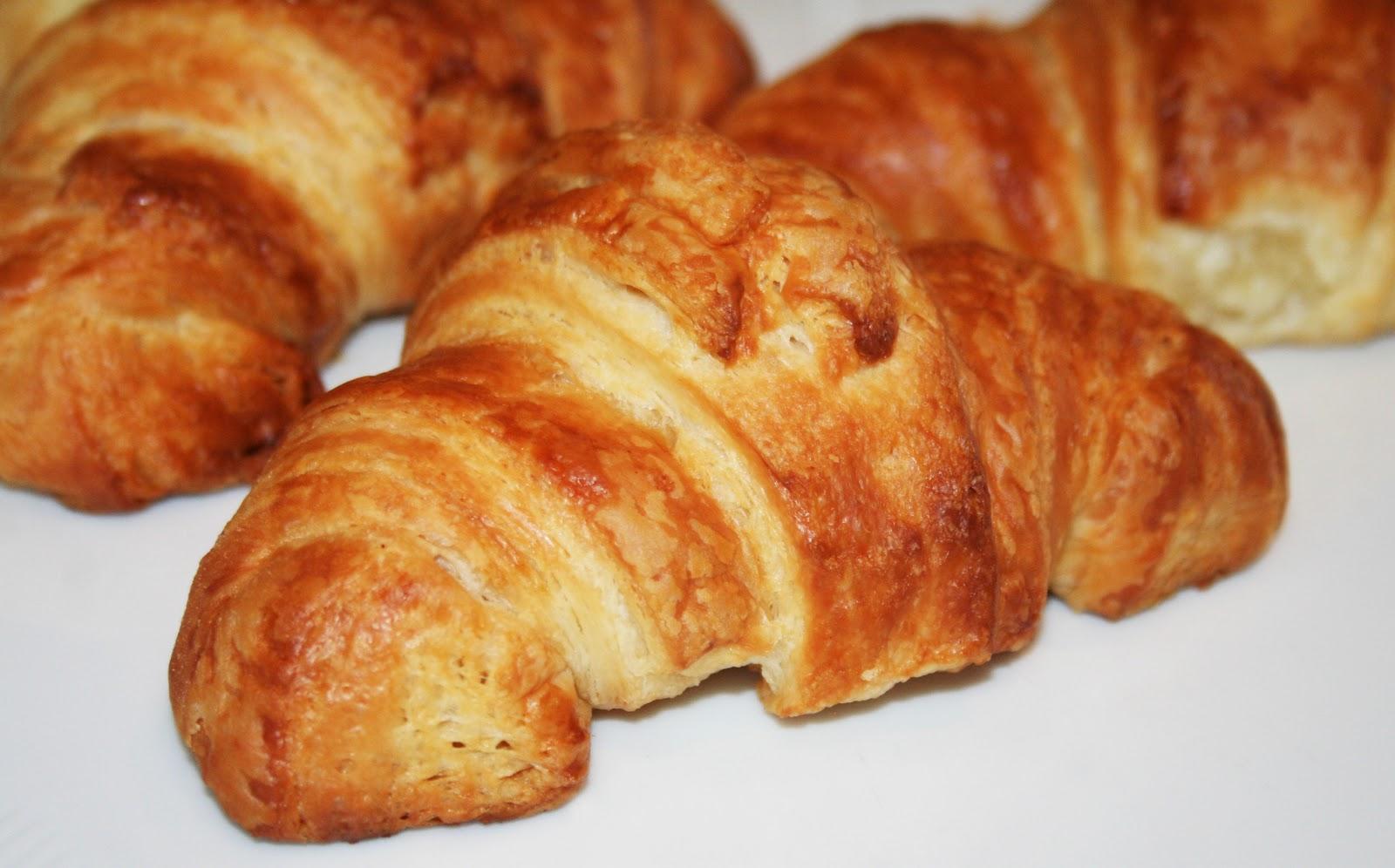 La cuisine de bernard croissants pur beurre - Recette croissant au beurre ...