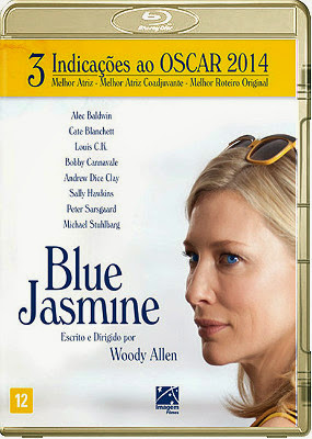 Filme Poster Blue Jasmine BDRip XviD Dual Audio & RMVB Dublado