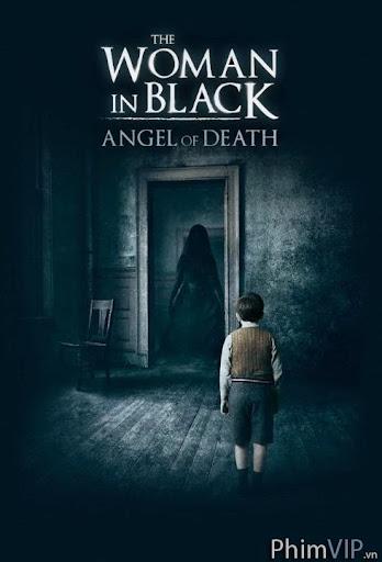 Người Đàn Bà Hắc Ám: Thiên Thần Của Chết Chóc - The Woman In Black: Angel Of Death poster