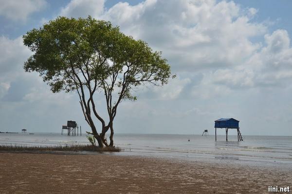 biển Tân Thành - Gò Công