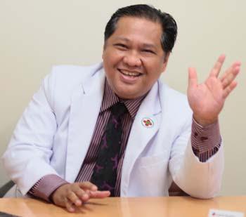 Dr. Edwin P.H.H Simatupang. SpPD