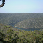 View from the Viewpoint off Mt Kuring-gai Track (5346)