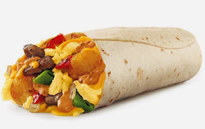 How a McDonald's Sausage Burrito contains more than 100 ingredients -including one chemical used in FIREWORKS
