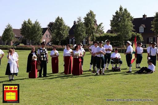koningsschieten Sint Theobaldusgilde Overloon 07-07-2013 (92).JPG
