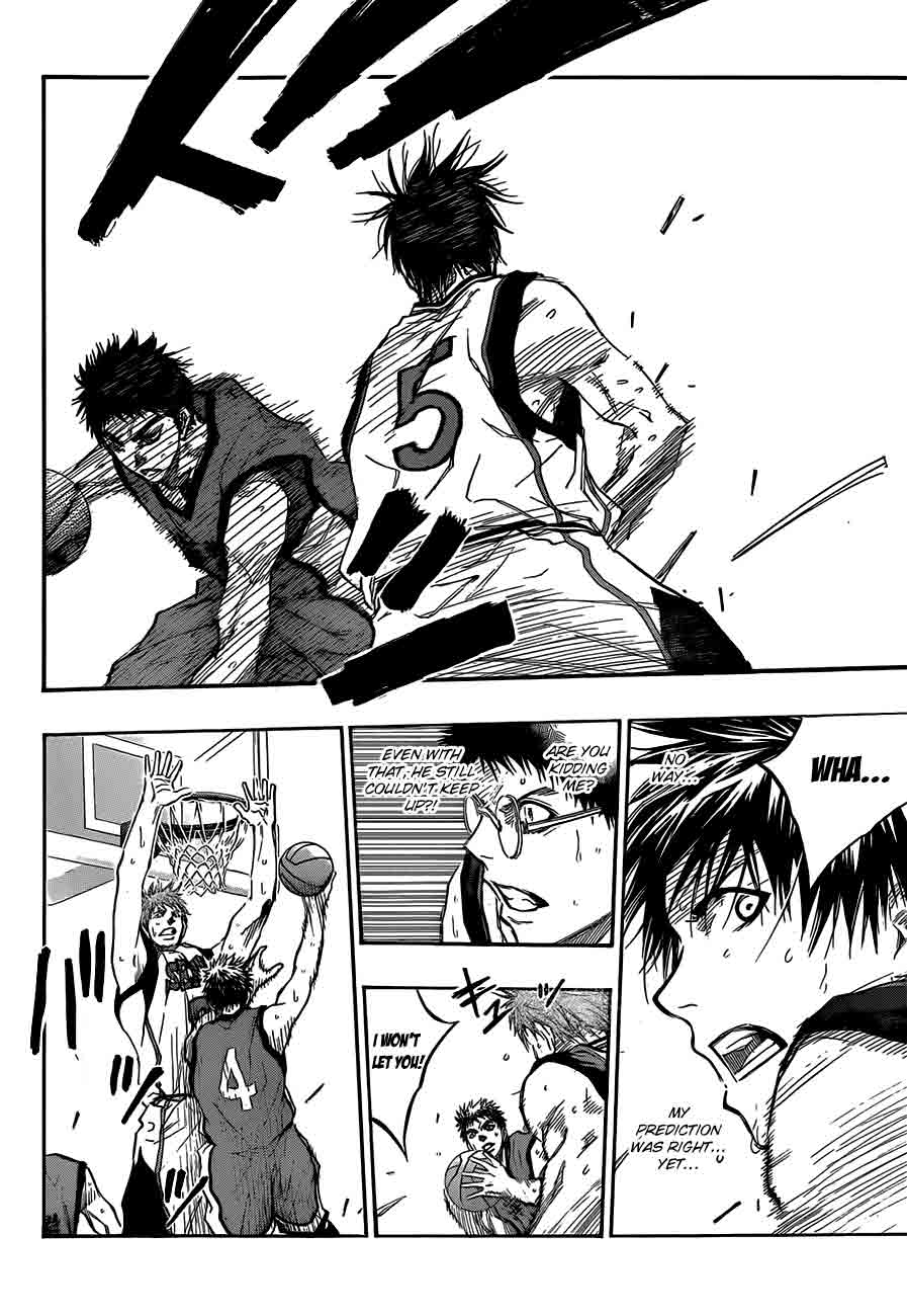 Kuroko no Basket Manga Chapter 188 - Image 12