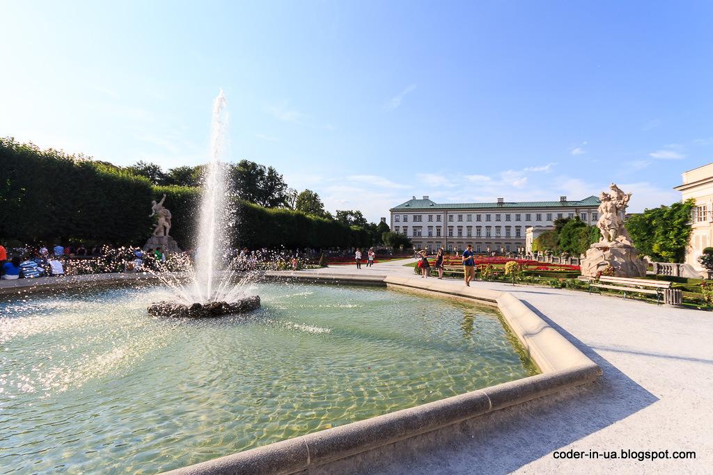 зальцбург. австрия