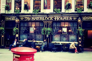 Theo dấu bộ tứ - Sherlock Holmes - Arthur Conan Doyle