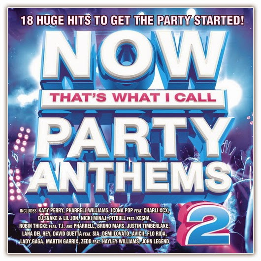 1 VA Now Party Anthems, Vol. 2 (2014)