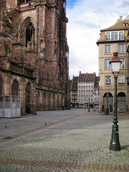 Straßburg am Morgen