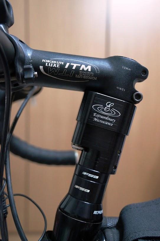 單車好物推薦-大大降低手麻現象【一把抓】 自行車龍頭避震器 超常科技