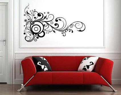 Decoraci n de paredes vinilos decorativos cuadros - Vinilo para decorar ...