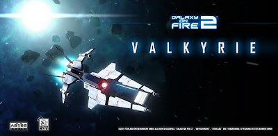 Galaxy Game Galaxy on Fire 2   Valkyrie v1.0.4.9 Apk + SD Data for Android