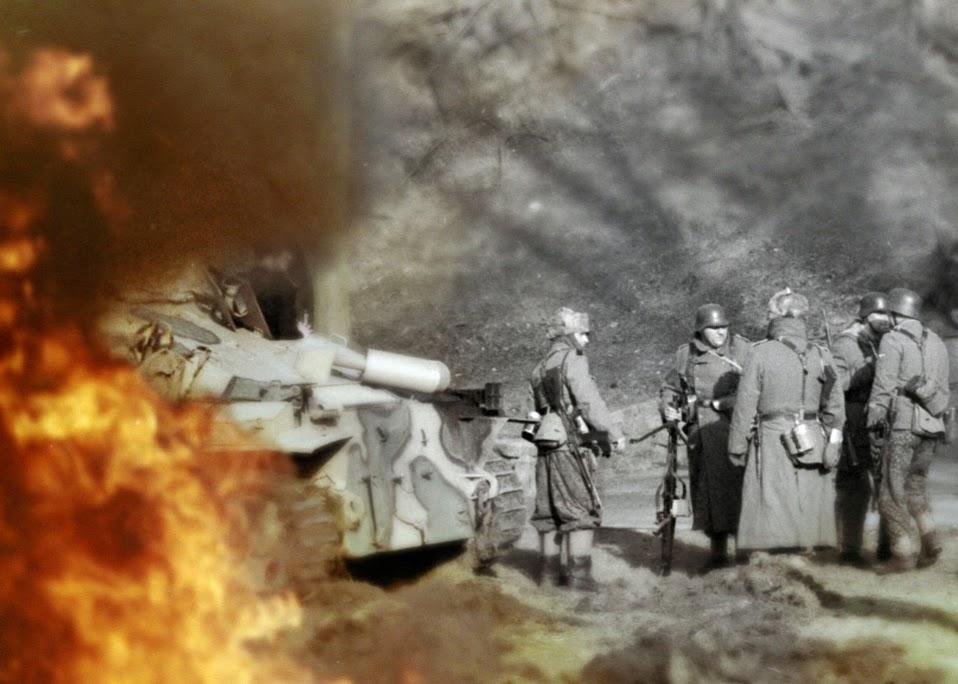 Bitwa i wyzwolenie Choszczna