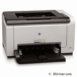 download driver HP LaserJet CP1028 Printer