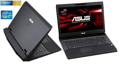 laptop gaming asus g73sw