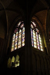 Vitrales de la catedral de León