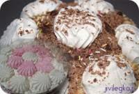 торт без выпечки из зефира