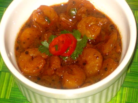 prawn pickle