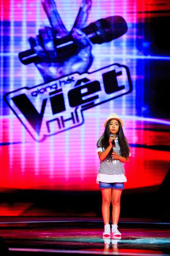Giọng hát Việt nhí 2014 – Tập 5 ngày 26/07/2014