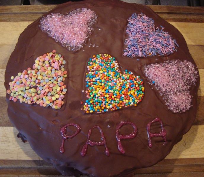 Kuchen Zum Vatertag