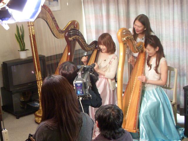 エリカハープアカデミー神戸教室のイメージ写真