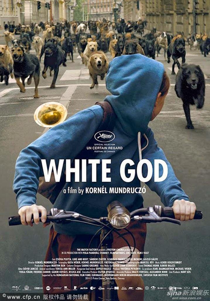 Λευκός Θεός (Fehér Isten/ White God) Poster