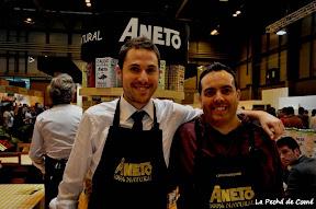 Stand Aneto - Salón Gourmet 2014