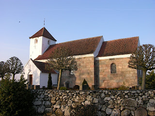Roum Kirke near Hobro