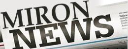 Miron NEWS