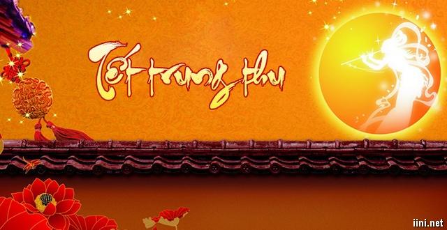Chùm thơ Tết Trung Thu hay, thơ vui rước đèn trong ngày Rằm Tháng Tám