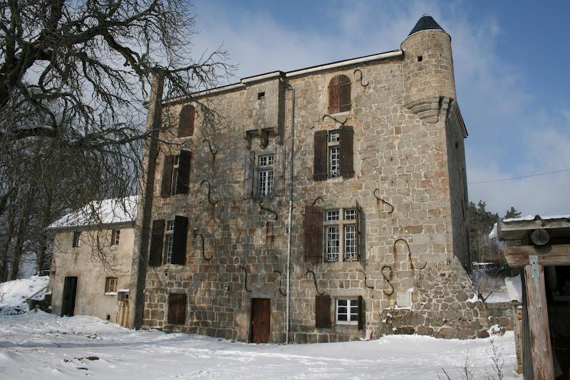 Le Manoir du Grail à Devesset en Ardèche
