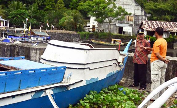 nelayan bolsel, Molibagu, pambut dan puso, potensi perikanan bolsel, Bolsel, Bolaang Mongondow Selatan, Pinolosian