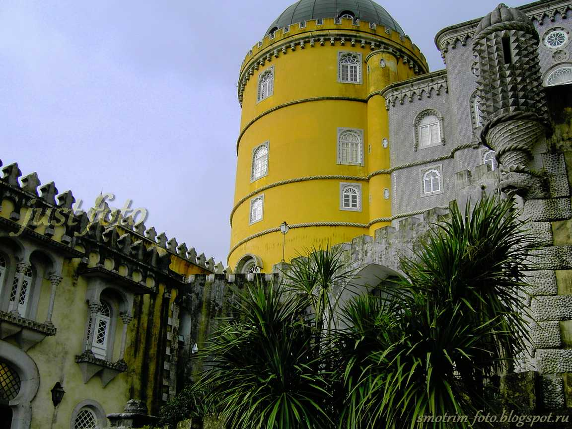 Pena National Palace фото