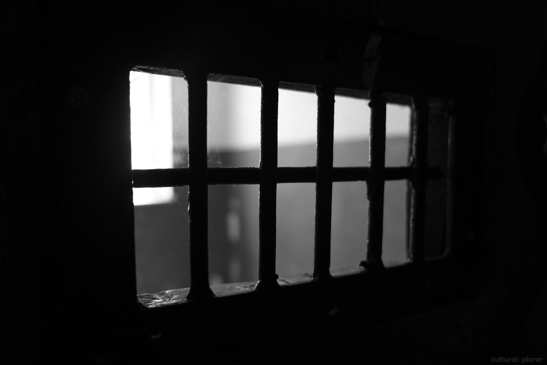 Standing Cell Dachau Bunker