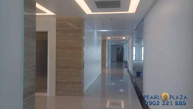 PRICE: for sale & for rent office at Pearl Plaza HCMC - hình 1
