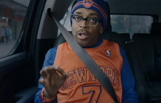Spike Lee Reminds Us About The King Of New York In New NBA Ad