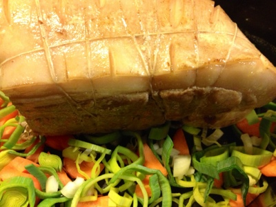 French Village Diaries Slow Cooker Pork
