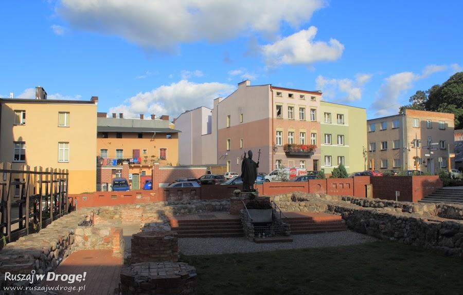 Bytów - stare miasto