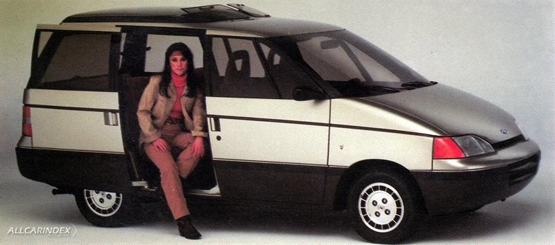 Ford - APV