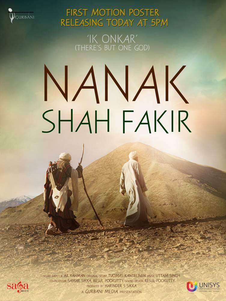 Nanak Shah Fakir Digital Poster
