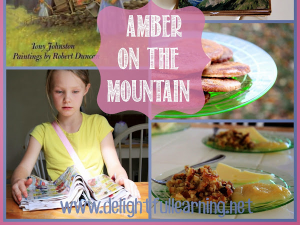 Amber on the Mountain {FI♥AR}