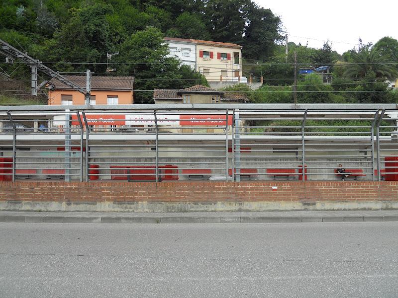 Estación de Renfe Mieres-Puente