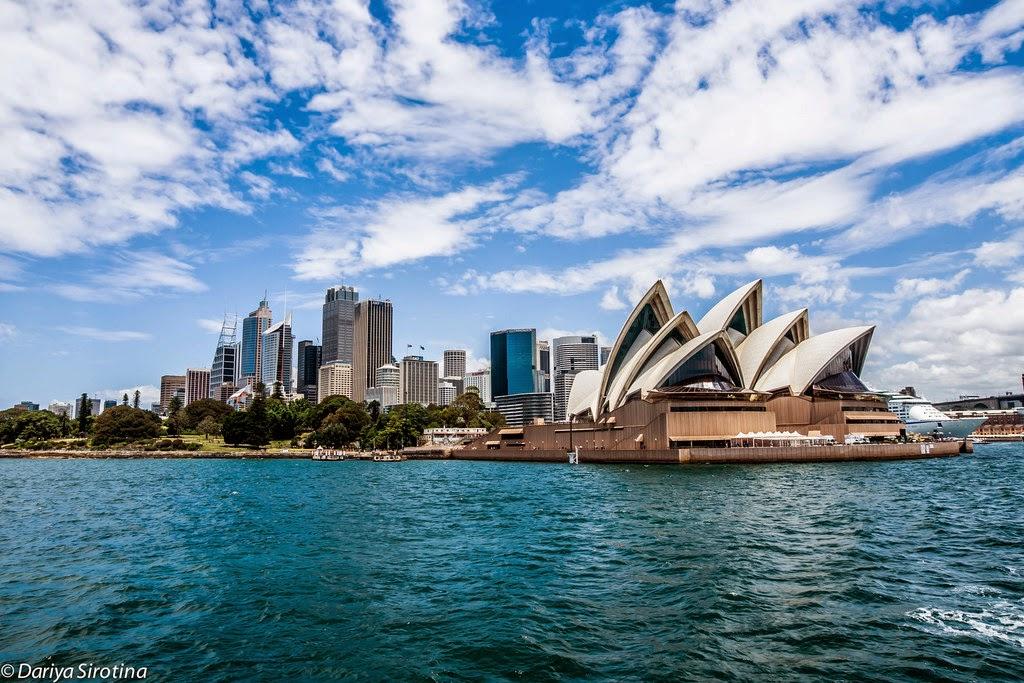 Оперный театр, Сидней, Австралия
