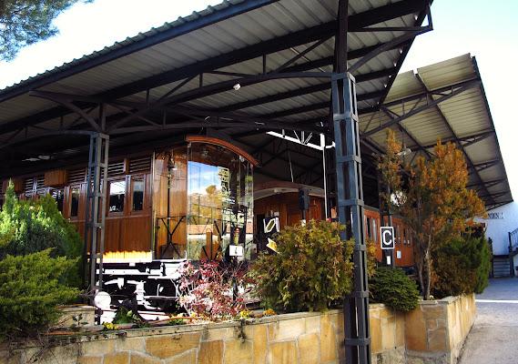 Restaurante El Vagon de Beni