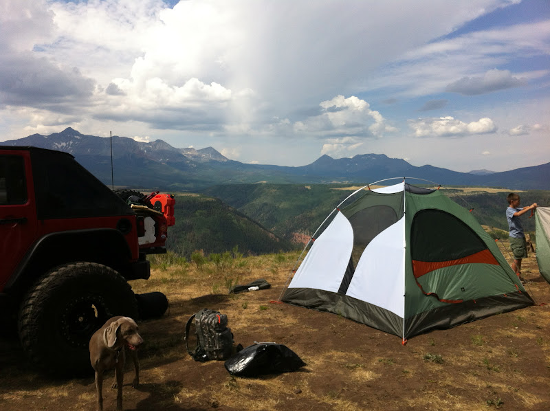 Voodoo And Charles Colorado Epic 4x4 Pass Jkowners